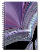 Like A Drop In The Splash Spiral Notebook