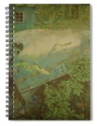 Like A Fish Out Of Water Spiral Notebook