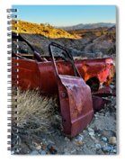 Like A Rock Spiral Notebook