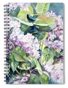 Lilac Delight Spiral Notebook