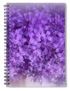 Lilac Fantasy Spiral Notebook