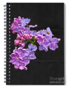 Lilacs - Perfumed Dreams Spiral Notebook