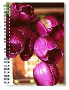 Lilies To Go Spiral Notebook