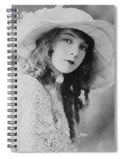 Lillian Gish Spiral Notebook