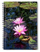 Lily Monet Spiral Notebook