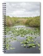 Lily Pads Floating On Water, Anhinga Spiral Notebook