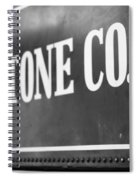 Lima Stone Co Spiral Notebook