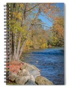 Lime Kiln Park   Spiral Notebook