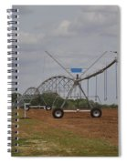 Limestone County Crop Irrigation Spiral Notebook