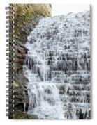 Limestone Falls 2 Spiral Notebook