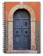 Limone Door Spiral Notebook