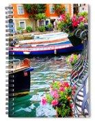 Limone Getaway Spiral Notebook