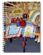 Lincoln Centennial Horse Spiral Notebook