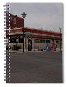 Lincoln Diner Spiral Notebook