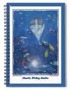 Lincoln Diving Center Spiral Notebook