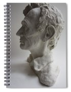 Lincoln-honest Abe Spiral Notebook
