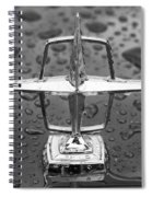 Lincoln Hood Ornament Spiral Notebook