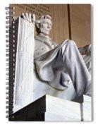 Lincoln II Spiral Notebook