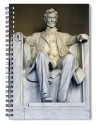 Lincoln Spiral Notebook
