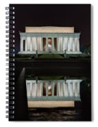 Lincoln Reflection Spiral Notebook