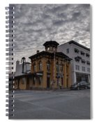 Lincoln Train Station Spiral Notebook