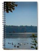 Lindas Alke Shot Spiral Notebook
