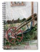 Lindas' Garden Spiral Notebook