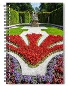 Linderhof Palace Gardens - Bavaria - Germany Spiral Notebook