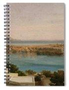 Lindos Rhodes Spiral Notebook