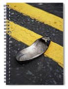 Line Dance Spiral Notebook