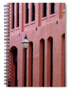 Linear Spiral Notebook