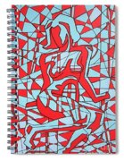 Lined Girl Spiral Notebook
