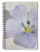 Linen Watercolour Spiral Notebook