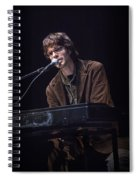 Linford Detweiler Of Over The Rhine Spiral Notebook