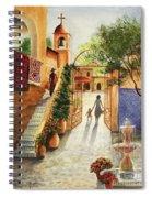 Lingering Spirit-sedona Spiral Notebook