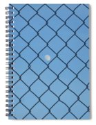 Link To The Moon Spiral Notebook