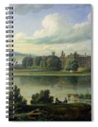 Linlithgow Palace Spiral Notebook