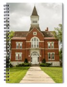 Linn County Courthouse 3 Spiral Notebook