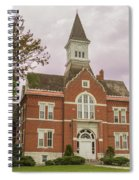 Linn County Courthouse Spiral Notebook