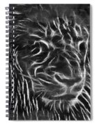 Lion - 2 Spiral Notebook