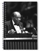 Lionel Hampton Spiral Notebook