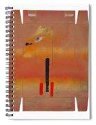 Lioness Spiral Notebook