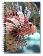 Lionfish Spiral Notebook
