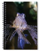 Lionfish Spiral Notebook