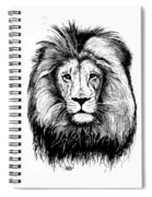 Lionking Spiral Notebook