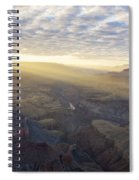 Lipon Point Sunset - Grand Canyon National Park - Arizona Spiral Notebook