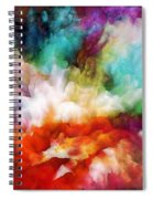Liquid Colors - Original Spiral Notebook