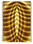 Liquid Gold 1 Spiral Notebook