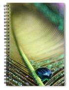 Liquid Reflections Spiral Notebook