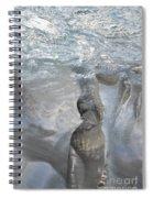 Liquifaction Spiral Notebook
